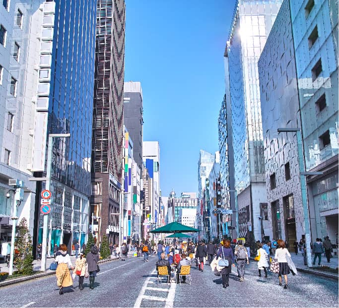 銀座の貸し会議室・レンタルスペース(地下鉄銀座駅から徒歩3分)