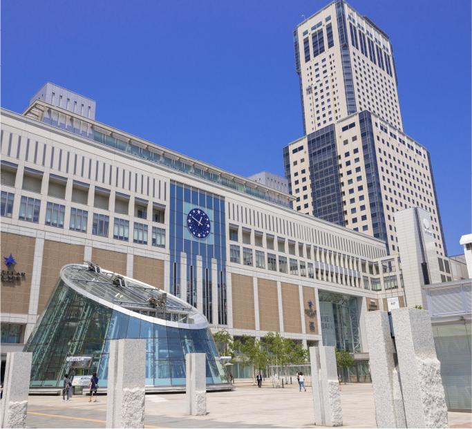 札幌の貸し会議室・レンタルスペース(地下鉄「大通り駅」または「すすきの駅」から徒歩6 分)